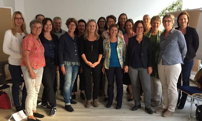 Frauennetz München 2017